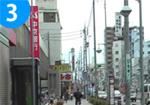 上飯田院までのアクセス3